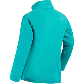 Regatta Hot Shot II Midlayer Kinderen turquoise